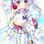 【非・微エロ】日本人ならやっぱり和服!な可愛い女の子画像50枚!