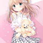 【非・微エロ】愛らしい茶髪少女画像まとめ