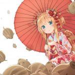 【非・微エロ】金髪かわいいロリっ娘画像50枚詰め合わせ