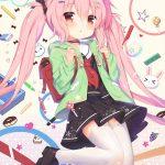 【非・微エロ】日曜日のピンク髪美少女画像まとめ その2