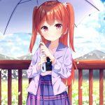 【非・微エロ】火曜日の赤髪美少女画像まとめ その6
