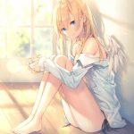 【非・微エロ】全てをあたたかく包み込んでくれそうな天使美少女画像まとめ