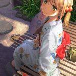 【非・微エロ】金曜日の金髪美少女画像まとめ その8