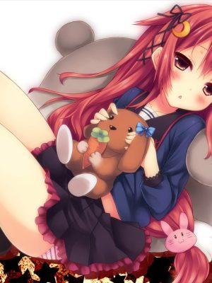 【非・微エロ】火曜日の赤髪美少女画像まとめ その10
