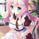 【非・微エロ】日曜日のピンク髪美少女画像まとめ その9