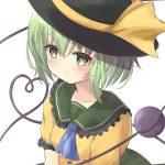 【非・微エロ】木曜日の緑髪美少女画像まとめ その20