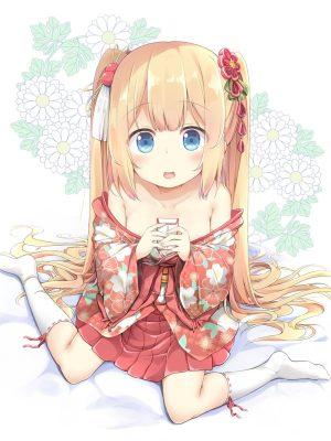 【非・微エロ】可憐で美しい着物美少女画像詰め合わせ その5