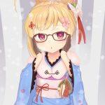【非・微エロ】キリっと可愛いメガネ美少女画像まとめ その7