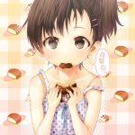 【非・微エロ】もぐもぐ美少女を見てお腹いっぱいになる画像集 その6