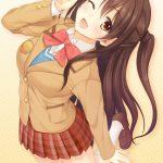 【非・微エロ】可愛くてたわやかな完全服!学校制服美少女画像まとめ その4