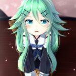 【非・微エロ】木曜日の緑髪美少女画像まとめ その32