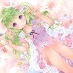 【非・微エロ】木曜日の緑髪美少女画像まとめ その35