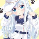 【非・微エロ】日曜日の銀髪・白髪美少女画像まとめ その34