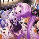 【非・微エロ】日曜日の紫髪美少女画像まとめ その42