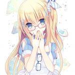 【非・微エロ】メガネを外さなくてもしっかり可愛い女の子画像まとめ
