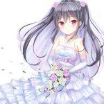 【非・微エロ】ウエディングドレス姿の美少女虹画像まとめ その4