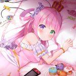 【非・微エロ】火曜日の赤髪・ピンク髪美少女画像まとめ その38