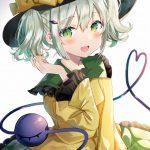 【非・微エロ】木曜日の緑髪美少女画像まとめ その41