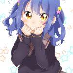 【非・微エロ】水曜日の青髪美少女画像まとめ その45