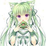 【非・微エロ】木曜日の緑髪美少女画像まとめ その44