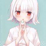 【非・微エロ】日曜日の銀髪・白髪美少女画像まとめ その61