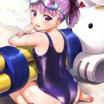 【非・微エロ】涼やかな水着美少女を見て猛暑を乗り切る画像まとめ その2