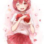 【非・微エロ】火曜日の赤髪・ピンク髪美少女画像まとめ その62