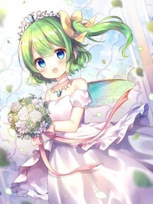 【非・微エロ】木曜日の緑髪美少女画像まとめ その88
