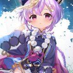 【非・微エロ】日曜日の紫髪美少女画像まとめ その96