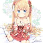 【非・微エロ】金髪幼女のちっぱい画像まとめ【ゴールデンウィーク/こどもの日】