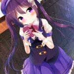 【非・微エロ】日曜日の紫髪美少女画像まとめ その100
