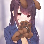 【非・微エロ】飼い主に忠実な犬耳っ娘美少女まとめ その5
