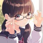 【非・微エロ】メガネを外さなくてもしっかり可愛い女の子画像まとめ その10