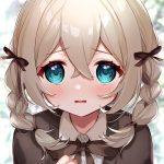 【非・微エロ】かわいい困り顔の女の子二次画像集