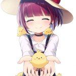 【非・微エロ】帽子を被った女の子の画像詰め合わせ その15