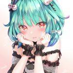 【非・微エロ】木曜日の緑髪美少女画像まとめ その108