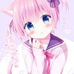 【非・微エロ】ネコミミ美少女に癒される画像まとめ その16