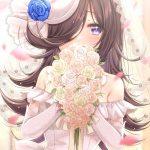 【非・微エロ】ウエディングドレス姿の美少女虹画像まとめ その8