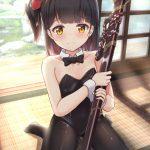 【非・微エロ】武器を持った女の子の画像まとめ その6